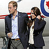Prince William and Kate Middleton in Canada 2011-07-06 10:52:09