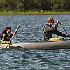 Kate Middleton and Prince William Canoe Canada Pictures