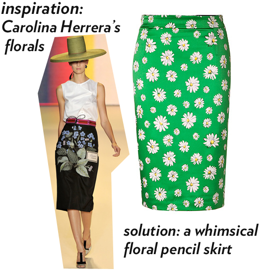 A Whimsical Skirt