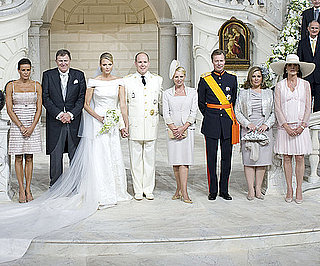 Official Wedding Pictures and Portraits of Prince Albert and Princess Charlene's Monaco Royal Wedding