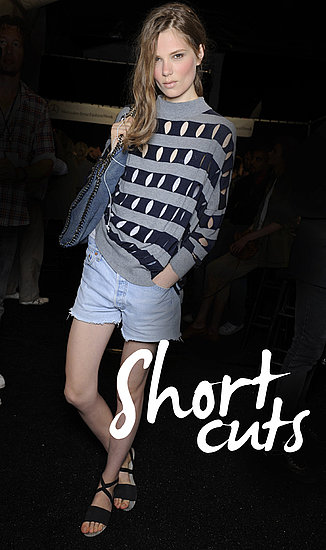 Summer-Perfect Shorts . . . And What To Wear Them With