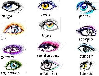 Can Your Zodiac Sign Predict Your Eye Shape? 2011-07-07 12:30:00