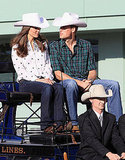 Kate Middleton and Prince William Wear Cowboy Hats to Cap Off Their Canada Trip With a Rodeo!