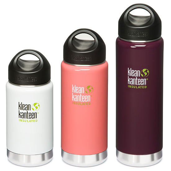 Klean Kanteen Wide Insulated Bottle