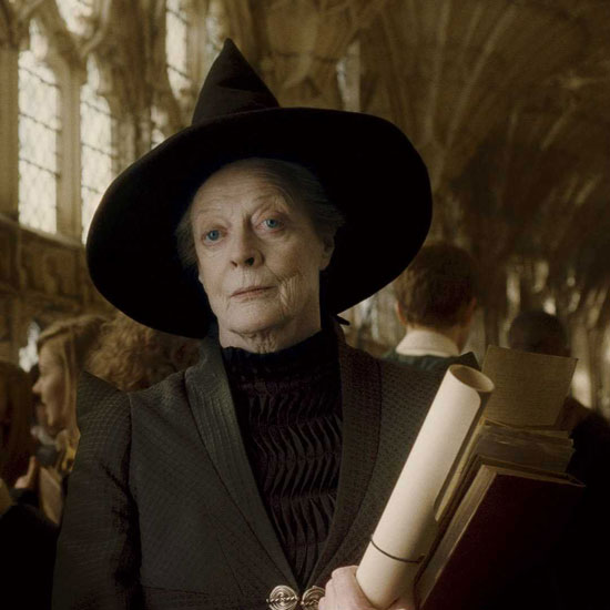 Minerva McGonagall on Punctuality