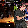 Kristen Stewart Visiting Robert Pattinson in Canada Pictures