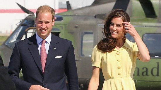 Video: Kate Middleton and Prince William Head to LA to Rub Elbows With the Stars!