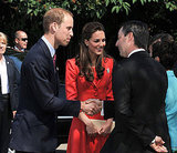 Prince William and Kate Middleton prepared to leave Canada.