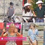 Kristen Horseback Riding, Reese's Tattoo, Kate and Will in Canada, and More in This Week in Pictures!