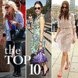 Emma Watson, Olivia Palermo, and Celebrity Style Pictures