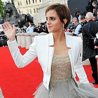 Emma Watson Harry Potter and the Deathly Hallows Part 2 Fashion