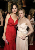 Mary Louise Parker and Elisabeth Moss at the BAFTA Brits to Watch event in LA.