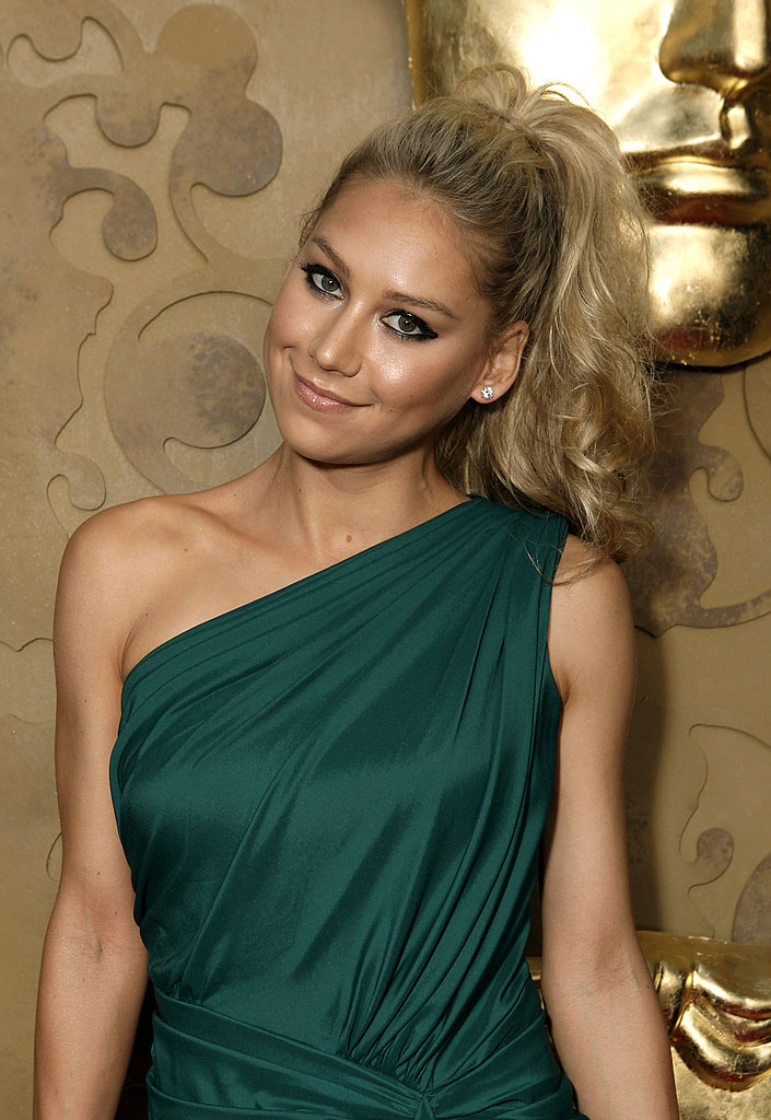 Anna Kournikova at the BAFTA Brits to Watch event in LA.