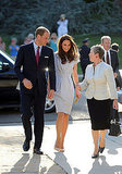 Prince William and Kate Middleton head to Variety's Venture Capital and New Media Summit.