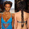 Mara Hoffman Hair and Makeup Looks at the 2012 Miami Swim Show