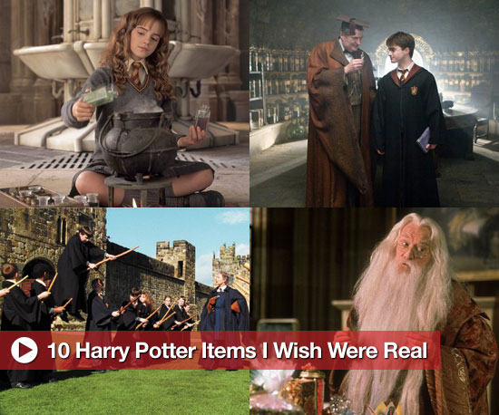 10 Harry Potter Items I Wish Were Real
