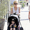 Pictures of Sarah Michelle Gellar and Charlotte Prinze in LA