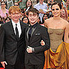 Emma Watson and Daniel Radcliffe at Harry Potter NYC Premiere 2011-07-11 16:55:37