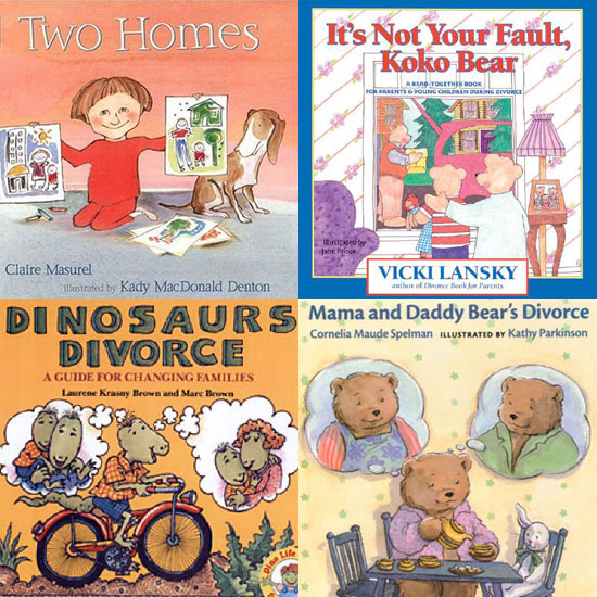 5 Books That Help Explain Divorce to Kids