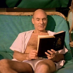 Fitness Tips From Captain Picard