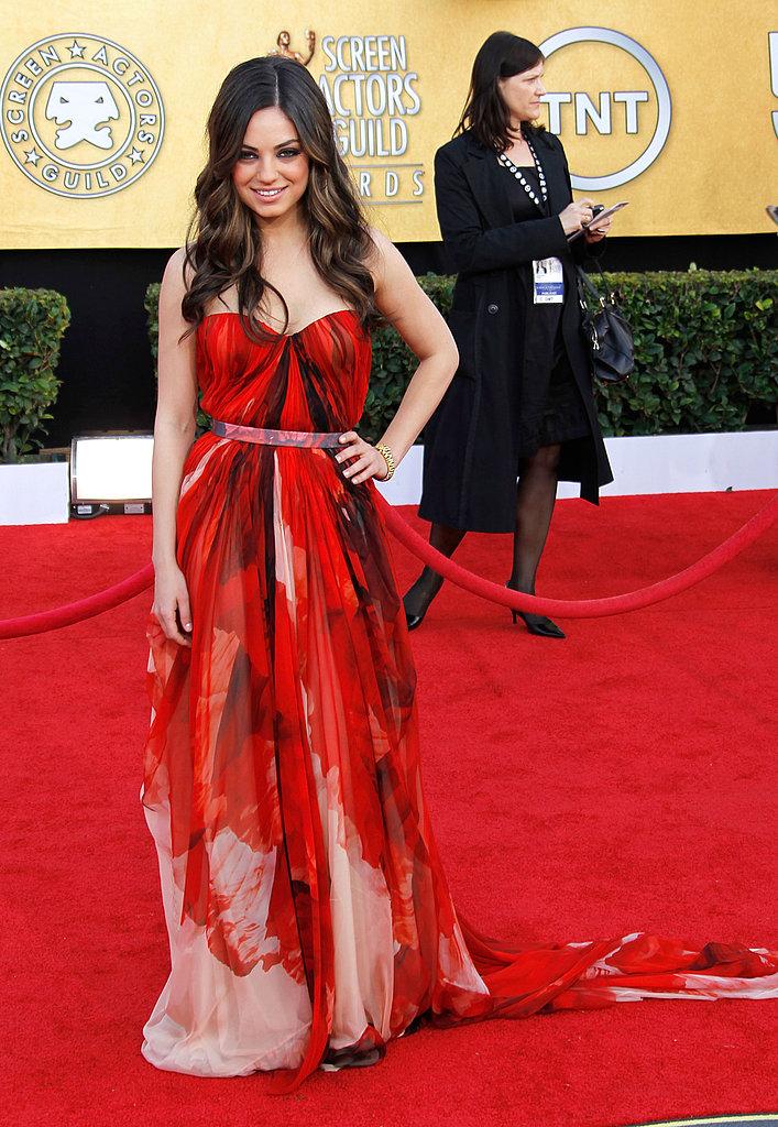Mila Kunis Style Profile