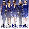 Shop Cobalt, Yves Klein, Indigo Blue Fashion and Accessories
