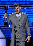 LA Clippers star Blake Griffin took home an award.