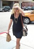 Reese Witherspoon strolled in sunny Beverly Hills.