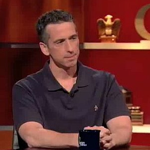 Dan Savage on The Colbert Report