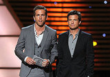 Ryan Reynolds and Jason Bateman