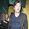 Pictures of Patrick Dempsey and Ellen Pompeo Leaving Dinner at Dan Tana's