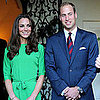 Pictures of Kate Middleton and Prince William LA Visit