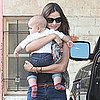 Pictures of Miranda Kerr and Baby Flynn Bloom in LA 2011-07-14 13:41:07