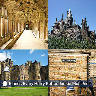 Harry Potter Travel and Movie Locations
