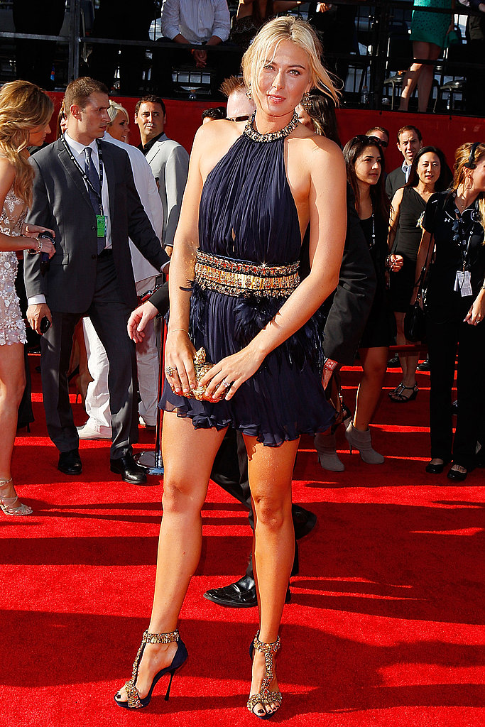 2011 ESPY Awards Red Carpet