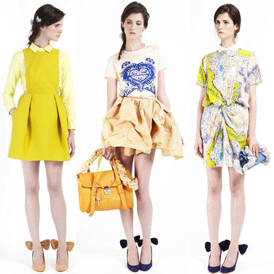 Carven Resort 2012 Collection