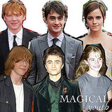 Harry Potter Actors: Emma Watson, Daniel Radcliffe 2011-07-14 13:35:58