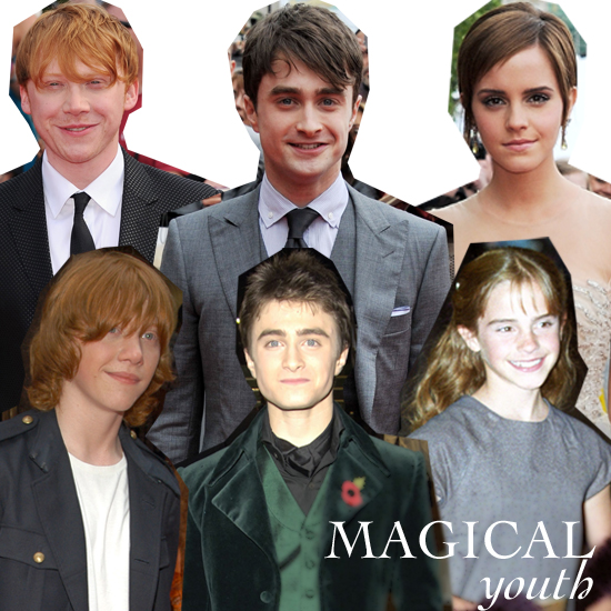 As Harry Potter Ends, a Look at How the Wizards Grew Up