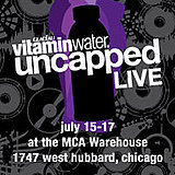 Chicago&#039;s VitaminWater Uncapped Live Offers More Fun During Pitchfork Festival