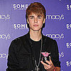 Justin Bieber&#039;s Someday Perfume Breaks Sales Records