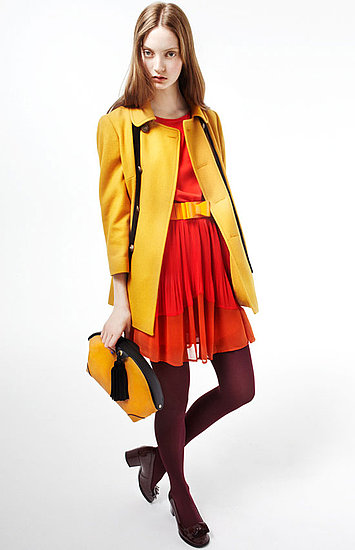 Topshop Fall 2011 Lookbook