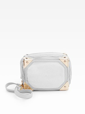 Alexander Wang Jade Stingray Square Trunk Mini Bag ($556, originally $795)
