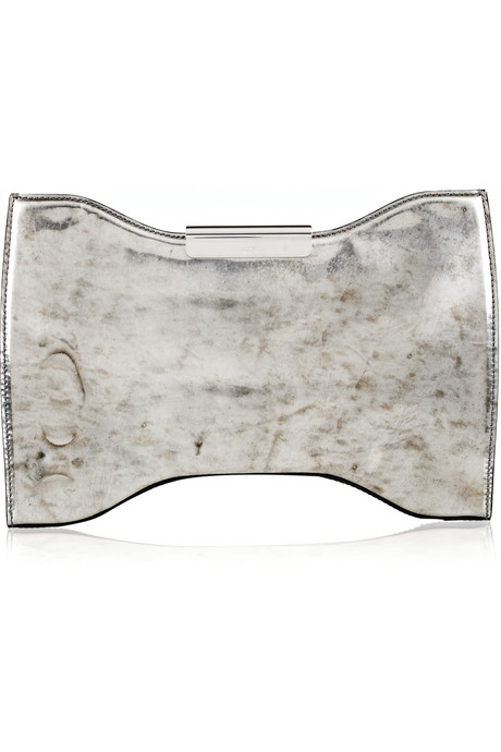 Alexander McQueen Squeeze Clutch ($448, originally $995)