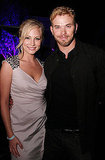 Candice Accola and Kellan Lutz