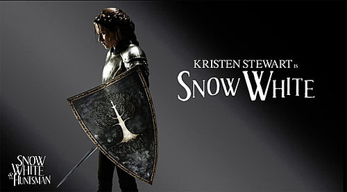 Kristen Stewart Shows Off Snow White and the Hunstman at Comic-Con — and We Get to See Her in Full Armor!