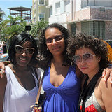 Fola, Lisa, and Michelle