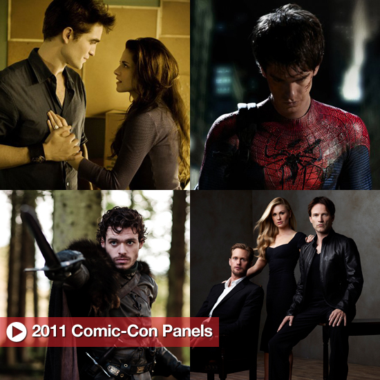 Comic-Con 2011: 10 Panels to Get Excited About