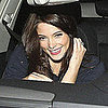 Twilight&#039;s Ashley Greene Leaving Dinner at Nobu With Friend