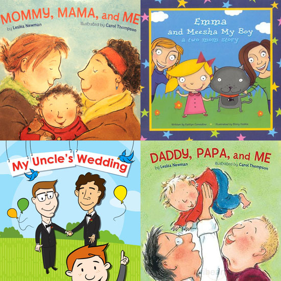 6 Kid-Friendly Books About Gay Families