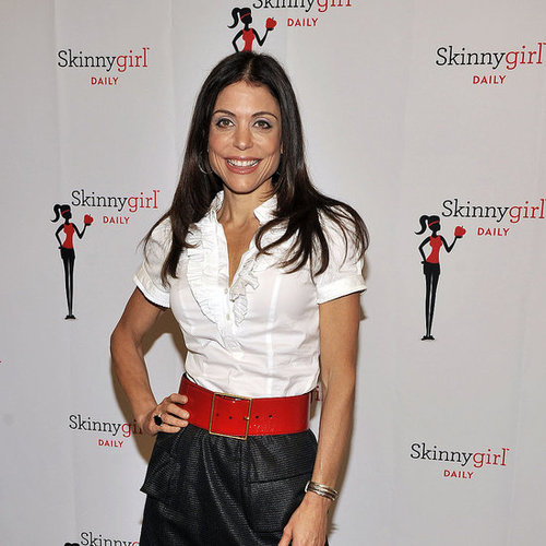 What Bethenny Frankel Eats to Stay Healthy